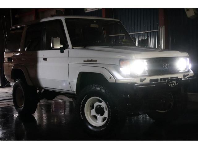 「トヨタ」「ランドクルーザー70」「SUV・クロカン」「北海道」の中古車3
