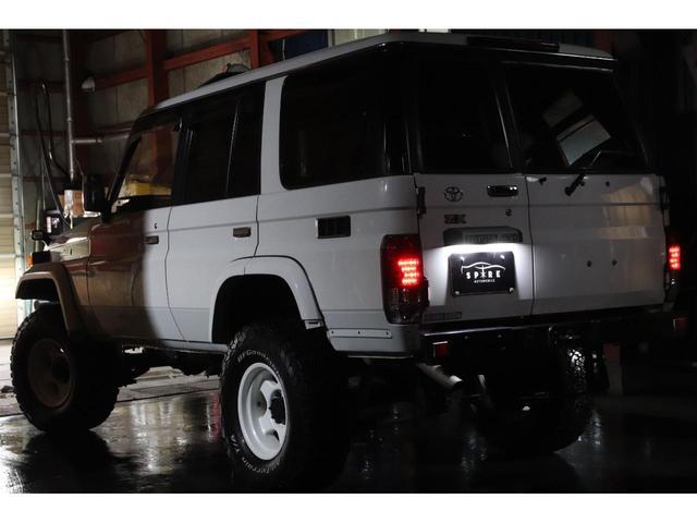 「トヨタ」「ランドクルーザー70」「SUV・クロカン」「北海道」の中古車4