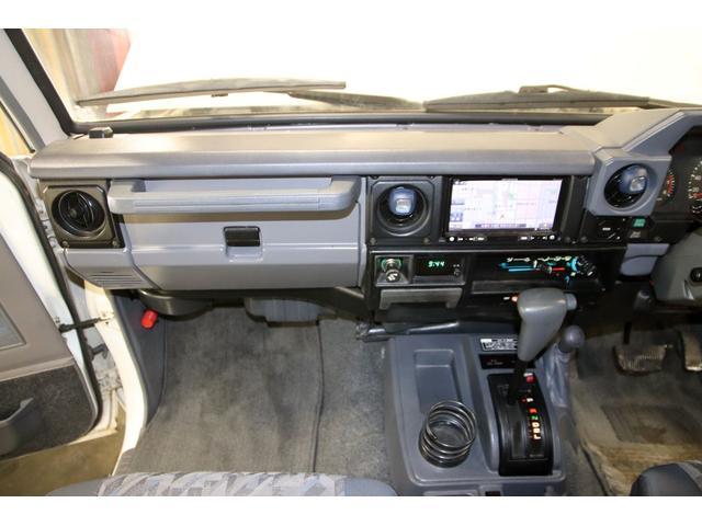 「トヨタ」「ランドクルーザー70」「SUV・クロカン」「北海道」の中古車30