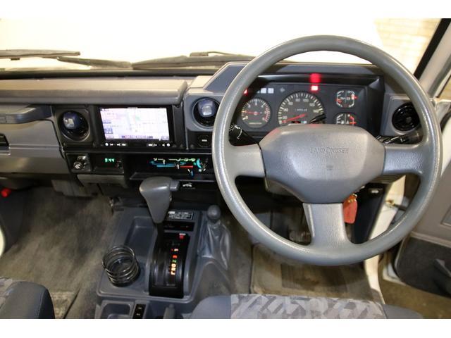 「トヨタ」「ランドクルーザー70」「SUV・クロカン」「北海道」の中古車31