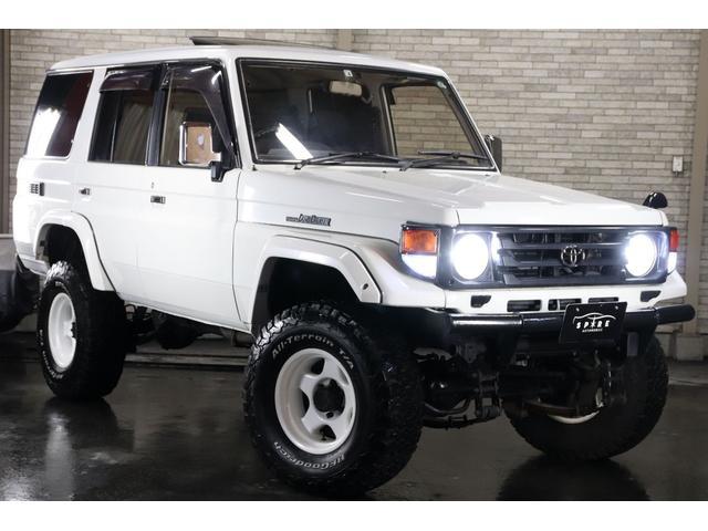 「トヨタ」「ランドクルーザー70」「SUV・クロカン」「北海道」の中古車34
