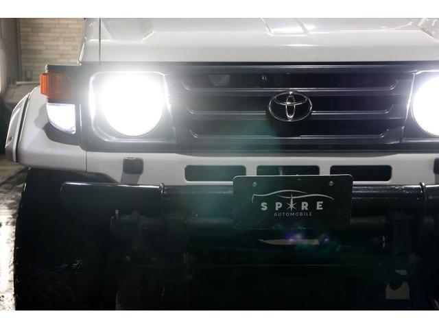 「トヨタ」「ランドクルーザー70」「SUV・クロカン」「北海道」の中古車38