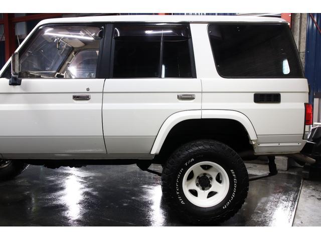 「トヨタ」「ランドクルーザー70」「SUV・クロカン」「北海道」の中古車43