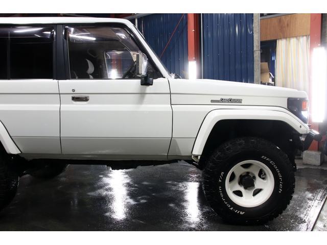 「トヨタ」「ランドクルーザー70」「SUV・クロカン」「北海道」の中古車45