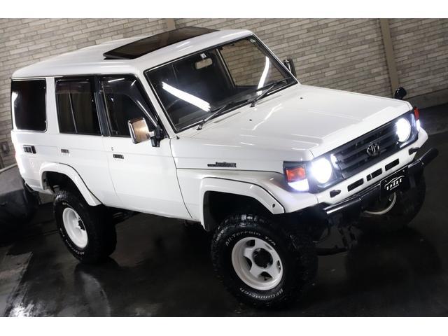 「トヨタ」「ランドクルーザー70」「SUV・クロカン」「北海道」の中古車55