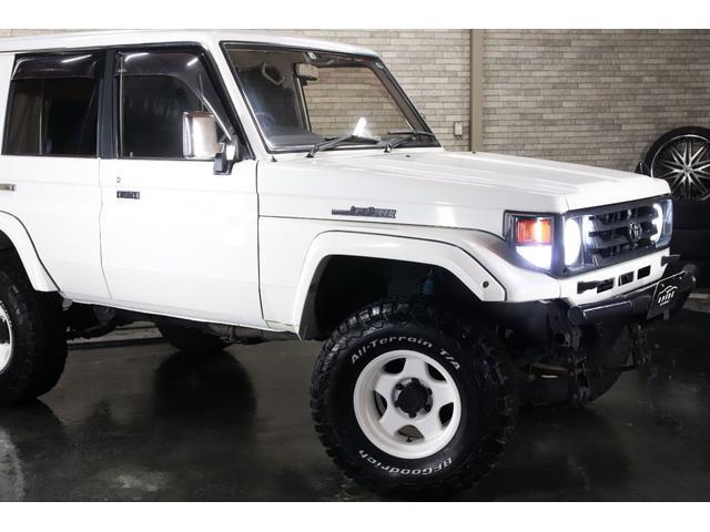 「トヨタ」「ランドクルーザー70」「SUV・クロカン」「北海道」の中古車62
