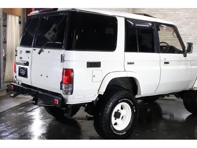 「トヨタ」「ランドクルーザー70」「SUV・クロカン」「北海道」の中古車65