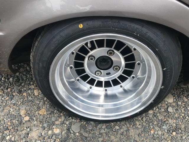 スーパールーセント 車高調 デフロック マフラー 1オーナー(16枚目)
