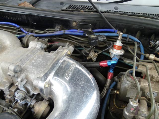 マツダ RX-7 タイプRBバサースト TO4R エンジンオーバーホール済