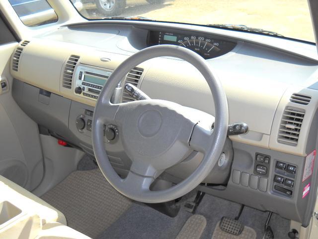 X 4WD キーレス ABS エアバック 純正アルミ(7枚目)