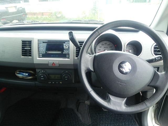 スズキ ワゴンR RR-DI TURBO 4WD シートヒーター CD MD