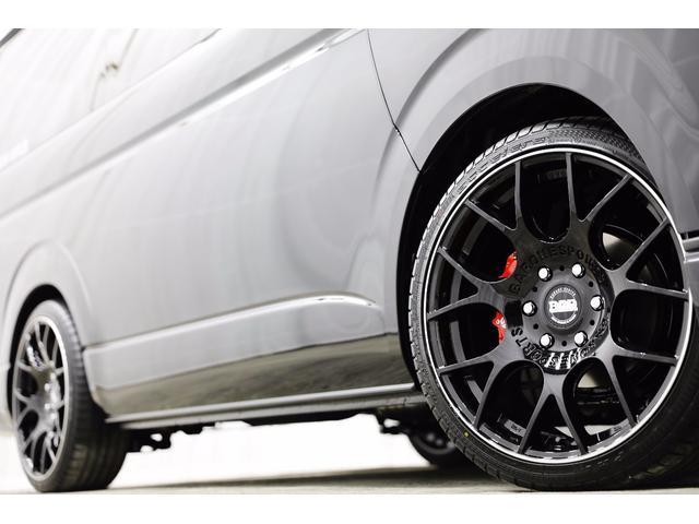 トヨタ ハイエースワゴン GL フルオプション コンプリートデモカー BIG-X