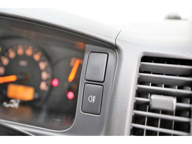 ロングDX GLパッケージ 両側スライドドア・リアヒーター・インナーブラックLEDヘッドライト・フォグランプ白/黄発光LED・ディーラーOPルーフキャリア&リアラダー・フルセグナビ・バックカメラ・荷台防汚カバー/ブラックトリム(41枚目)