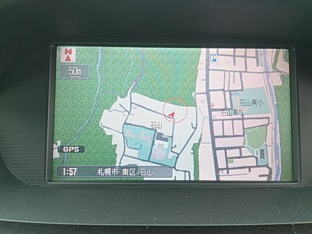 ホンダ エディックス HDDナビエディション 4WD