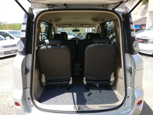 X 4WD 5ドア 7人乗 Tチェーン 1年走行無制限保障付(18枚目)