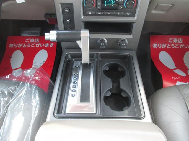 タイプG ディーラー車 タイプG 革シート サンルーフ HDDナビ 地デジ バックカメラ リフトアップ(11枚目)