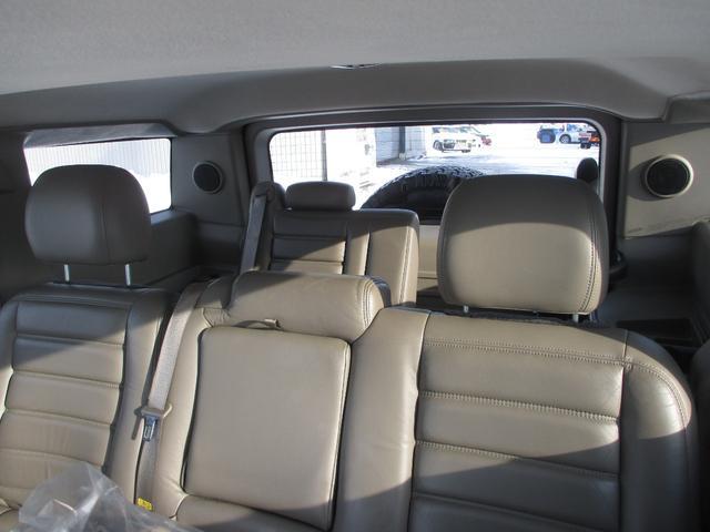 タイプG ディーラー車 タイプG 革シート サンルーフ HDDナビ 地デジ バックカメラ リフトアップ(20枚目)