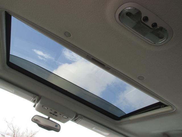 タイプG ディーラー車 タイプG 革シート サンルーフ HDDナビ 地デジ バックカメラ リフトアップ(21枚目)
