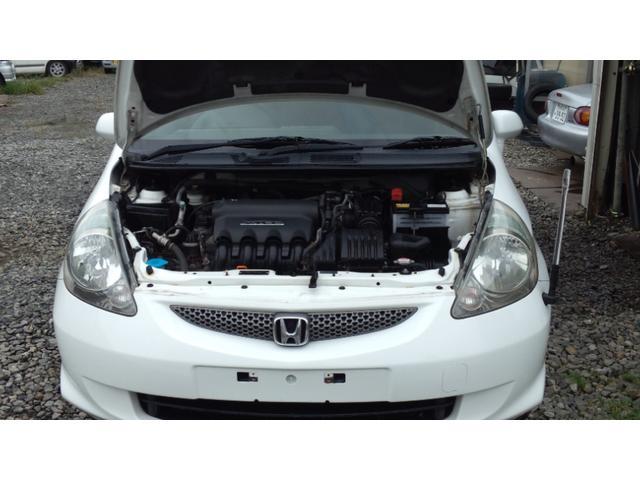 ホンダ フィット VTEC 4WD AC CVT