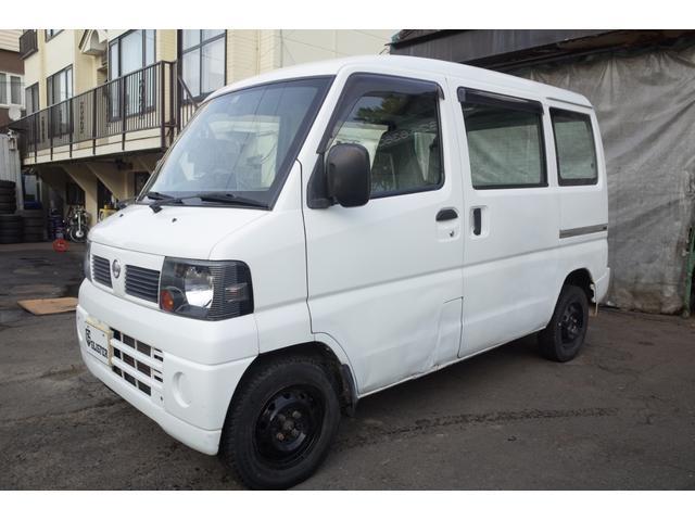 「日産」「クリッパーバン」「軽自動車」「北海道」の中古車17