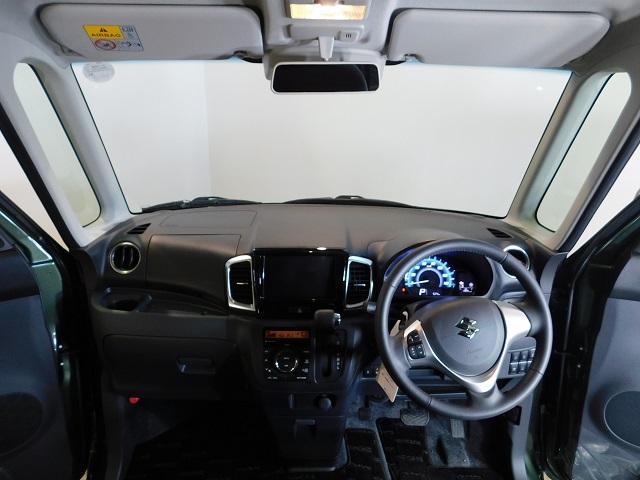 スズキ スペーシアカスタム XS 4WD 両パワ DCBS 新品フルセグナビ・冬タイヤ