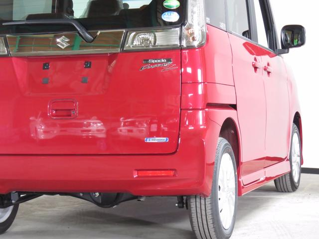 スズキ スペーシアカスタムZ 登録済未使用車 4WD Sエネチャージ