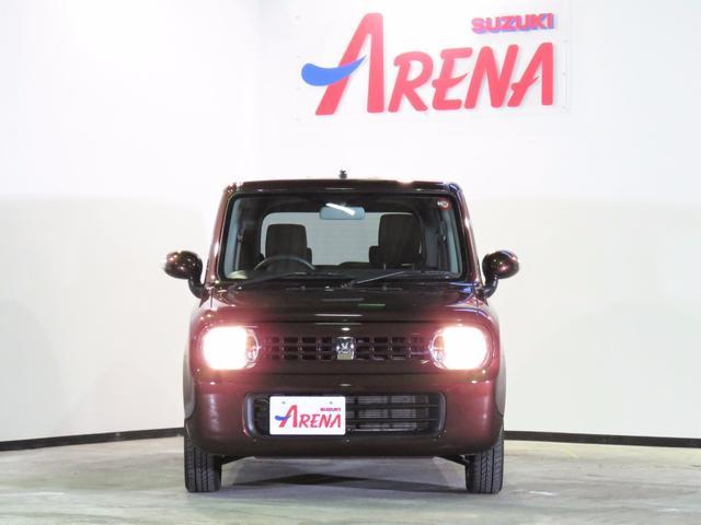 スズキ アルトラパン X 4WD 純正CDプレイヤー 冬タイヤ 内装ブラウン