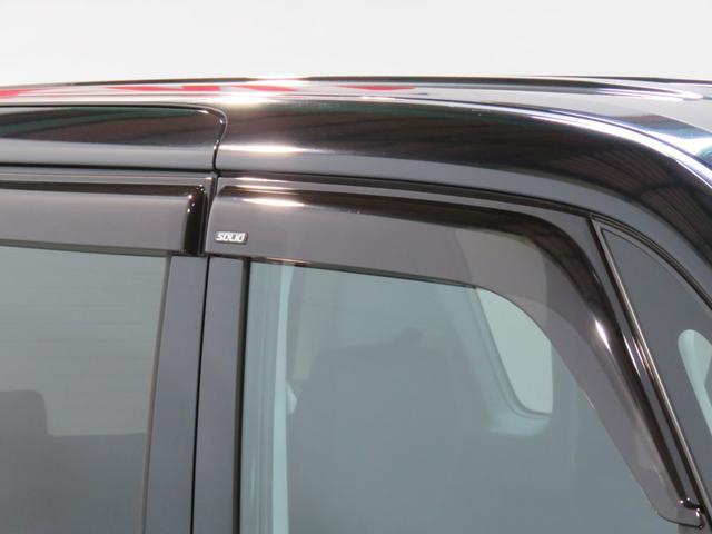 ブラック&ホワイト 4WD 両側パワースライド 社外ナビ(6枚目)