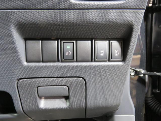 ブラック&ホワイト 4WD 両側パワースライド 社外ナビ(10枚目)