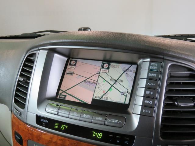 トヨタ ランドクルーザー100 シグナス 4WD 中期モデル 1ナンバー登録済み 本州仕入