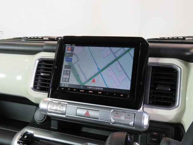 ハイブリッドMZ セーフティーパッケージ 4WD 全方位ナビ(20枚目)