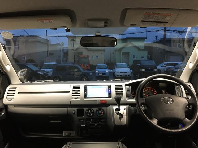 ロングDX GLパッケージ 4WD 社外ナビ 夏冬タイヤ付き(12枚目)