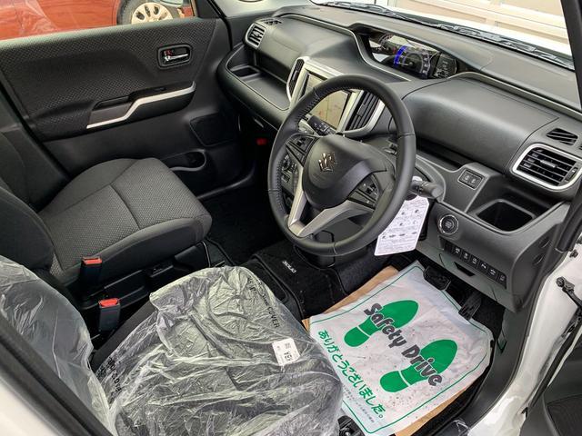 ハイブリッドMZ 4WD 純正8インチナビ 登録済未使用車(14枚目)