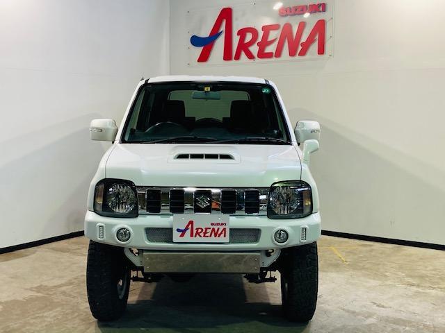 クロスアドベンチャー 4WD リフトアップ 社外マフラー 社外AW マッドタイヤ 社外バンパー 社外ナビ フルセグTV キーレス シートヒーター 新車保証書 取扱説明書(2枚目)