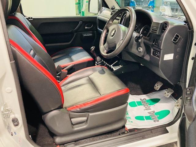 クロスアドベンチャー 4WD リフトアップ 社外マフラー 社外AW マッドタイヤ 社外バンパー 社外ナビ フルセグTV キーレス シートヒーター 新車保証書 取扱説明書(9枚目)