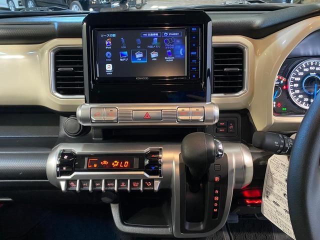 ハイブリッドMV 4WD 社外ナビ フルセグTV バックカメラ ETC ドライブレコーダー(18枚目)