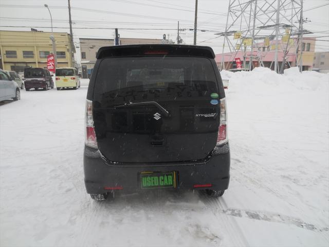 「スズキ」「ワゴンRスティングレー」「コンパクトカー」「北海道」の中古車2
