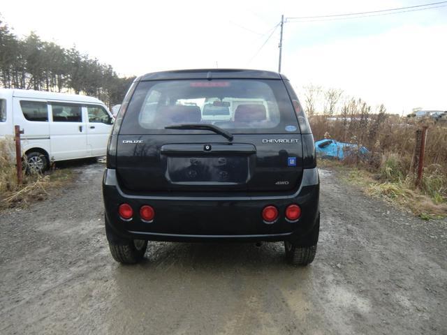 「シボレー」「シボレークルーズ」「SUV・クロカン」「北海道」の中古車5