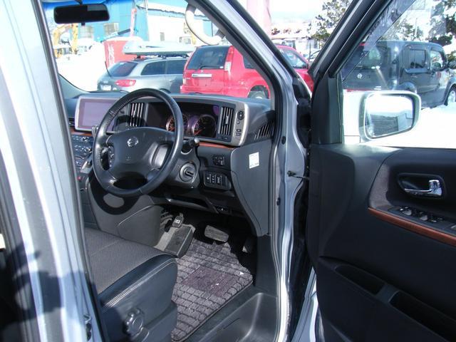 Vエアロ 4WD 寒冷地 HID ABS Wエアバッグ(12枚目)