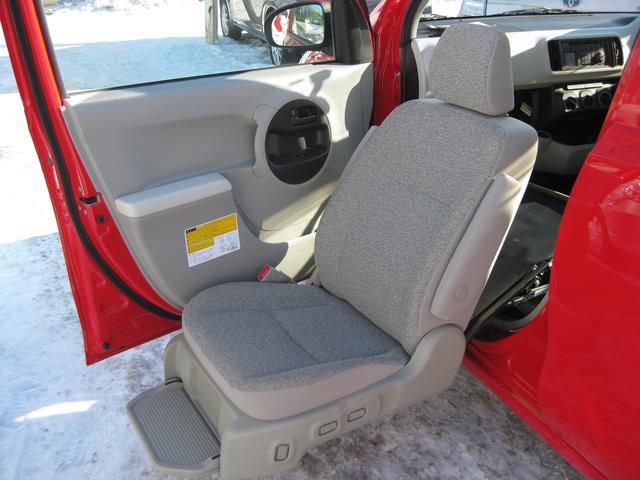 トヨタ パッソ X  福祉車両 Aタイプ助手席リフトアップシート車
