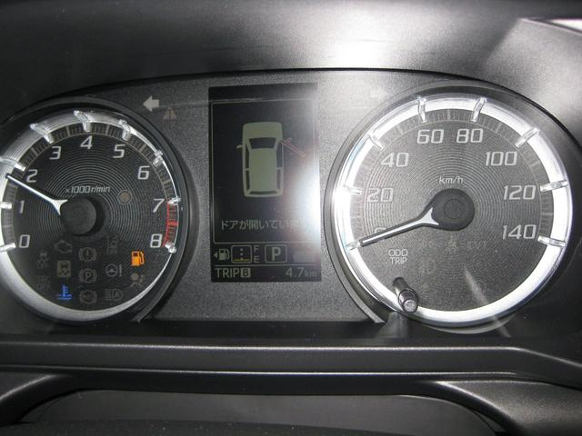 ダイハツ ムーヴ カスタム Xリミテッド SAIII 4WD 登録済み未使用