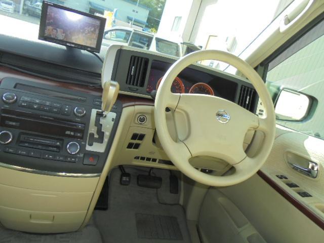 V 4WD 社外HDDナビ フルセグTV 左パワスラ(14枚目)
