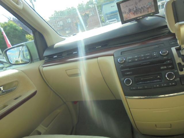 V 4WD 社外HDDナビ フルセグTV 左パワスラ(15枚目)