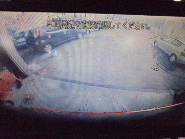 V 4WD 社外HDDナビ フルセグTV 左パワスラ(16枚目)