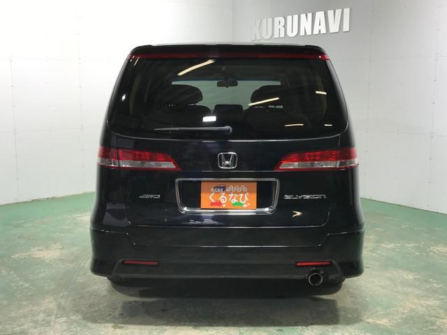 G 4WD純正HDDナビバックカメラ電動スライドコンビハン(7枚目)