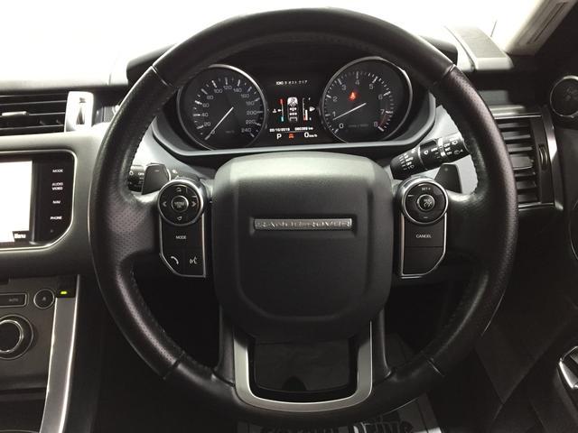 「ランドローバー」「レンジローバースポーツ」「SUV・クロカン」「北海道」の中古車24