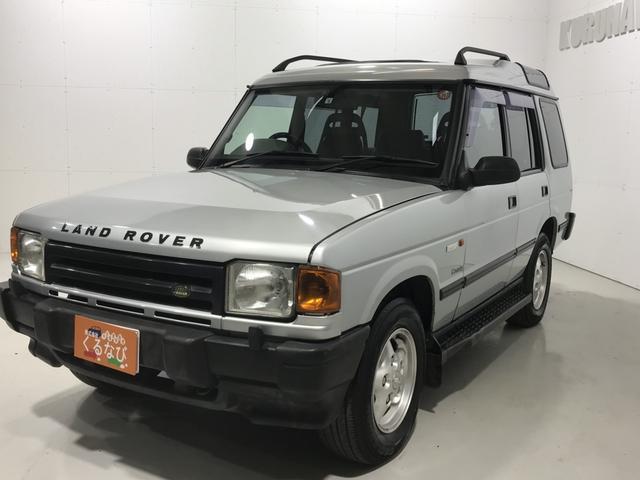 「ランドローバー」「ランドローバー ディスカバリー」「SUV・クロカン」「北海道」の中古車3