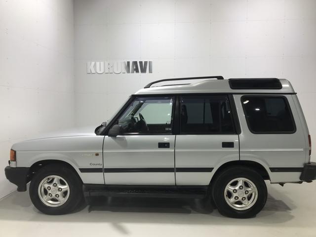 「ランドローバー」「ランドローバー ディスカバリー」「SUV・クロカン」「北海道」の中古車5