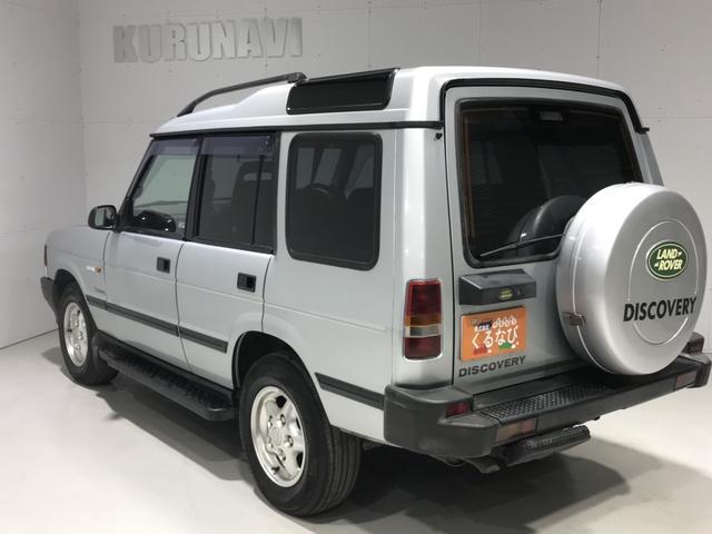 「ランドローバー」「ランドローバー ディスカバリー」「SUV・クロカン」「北海道」の中古車8