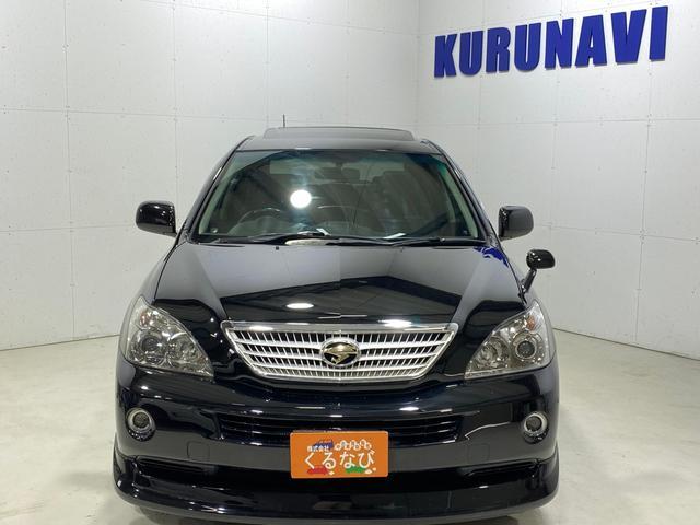 「トヨタ」「ハリアーハイブリッド」「SUV・クロカン」「北海道」の中古車2
